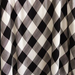 Beauport Dresses - Beauport Flirty Off the Shoulder Gingham Dress